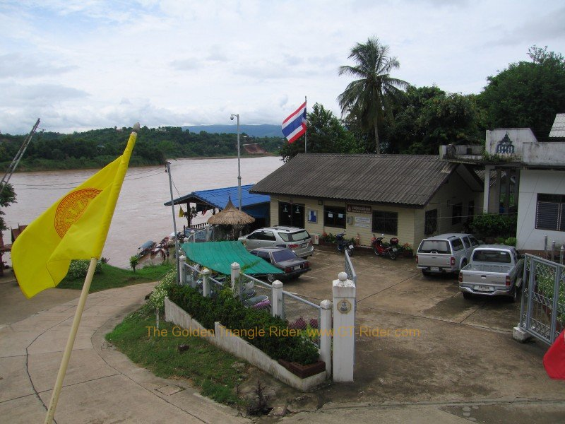 Chiang Khong Customs