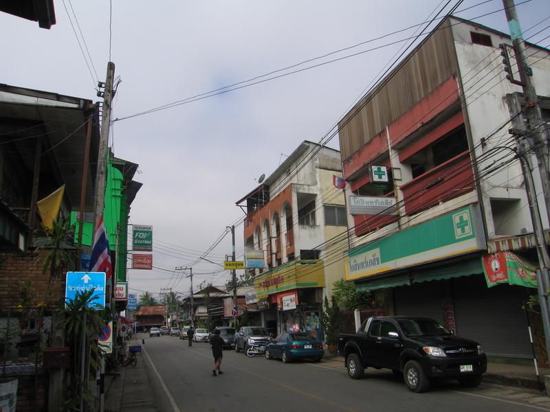 Mae Sariang - Street View