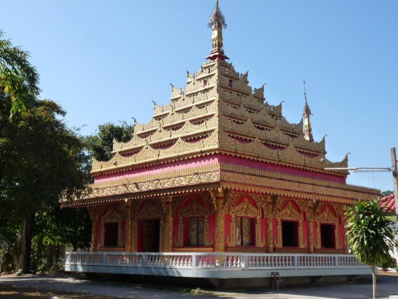 Wat San Pagor, Chiang Rai