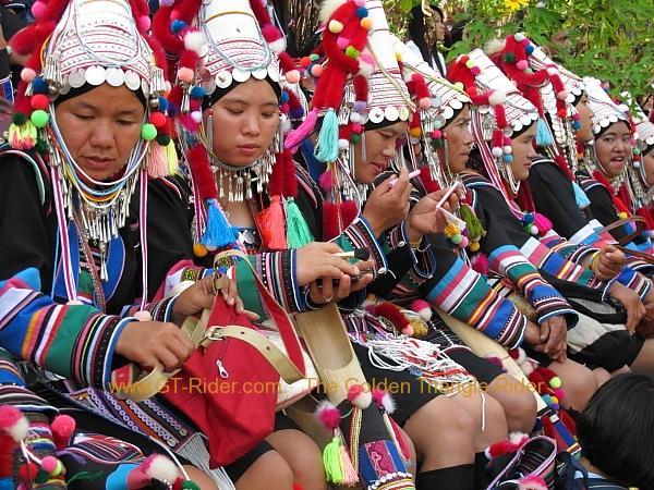 Hua Mae Kham Sunflower Festival