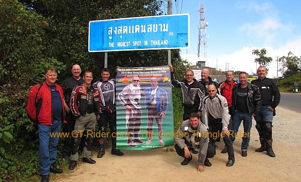 Tj-Siinthai Memorial Ride
