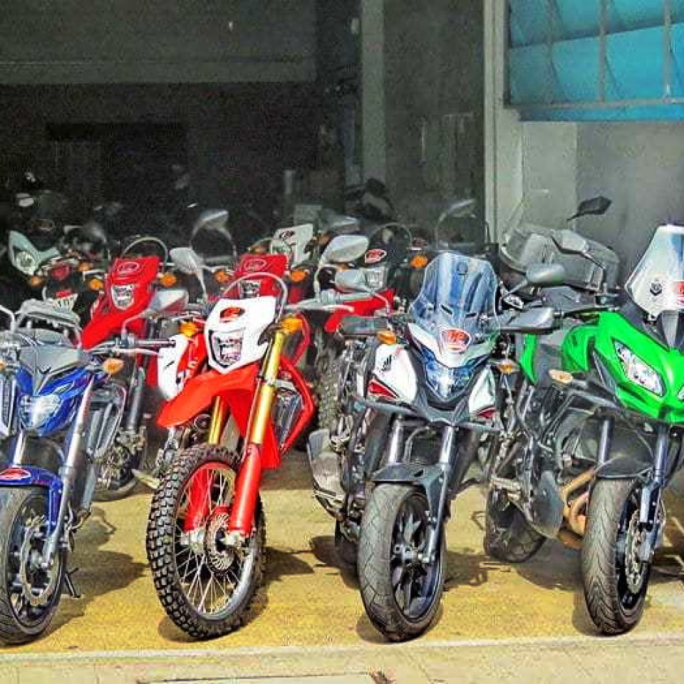 Motorcycle rental chiang mai thailand s e asia the gt rider