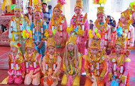 2010 Poi Sang Long Ordination Ceremony In Thoed Thai