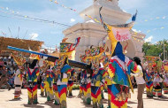 Phi Ta Khon Festival photo gallery