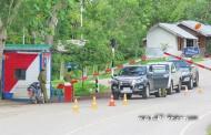 Laos No Entry at Muang Ngern