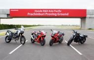 Thailand: Honda Opens Track Testing Facility