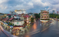Vietnam - Hanoi in top 10 fastest growing tourism cities.