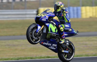 MotoGP - working with Valentino Rossi