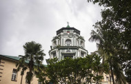 Myanmar - Yangon & the lonely tower of Lim Chin Tsong