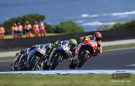 MotoGP - Australian GP 2017: Rossi and Dovizioso lied to us.