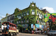 Myanmar - Italian Support for Yangon Colonial Buildings.