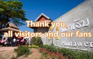 Laos - Phutawen Tourism Farm to Open