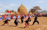 Laos - Xayaboury Rice Festival  2018