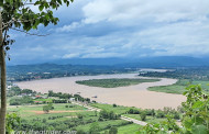 The Mekong - Visit the 5 Chiangs proposed
