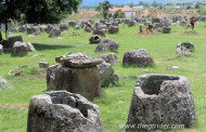 Laos - Plain of Jars to seek UNESCO listing