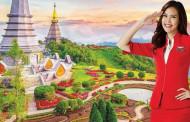 Thailand - Air Asia Increases Seats Chiang Mai - Udon Thani flights