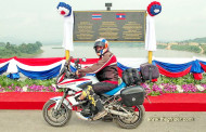 Laos - The Complicated History of Motorbikes Entering