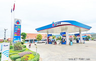Laos - PTT Fuel Huge Expansion of the PTT Fuel Network