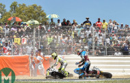 MotoGP - A reminder Bike racers are not choirboys