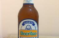 Laos - new Beerlao White Lager - the winner