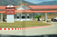 Laos / Thailand new international border crossing opening