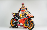 MM93 Marc Marquez Renews Honda Contract until 2024
