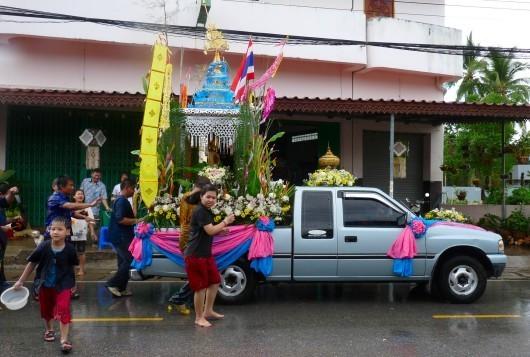 Songkran 2009 - Mae Sariang