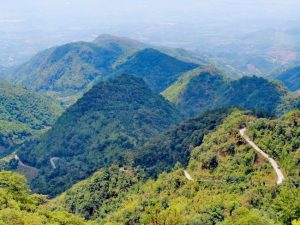 R1249 - the Doi Ang Khang road.