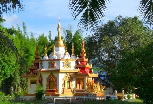 Wat Amarawat - Mae Sariang