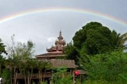 Wat Pra Supan Rangsri - Mae Sariang