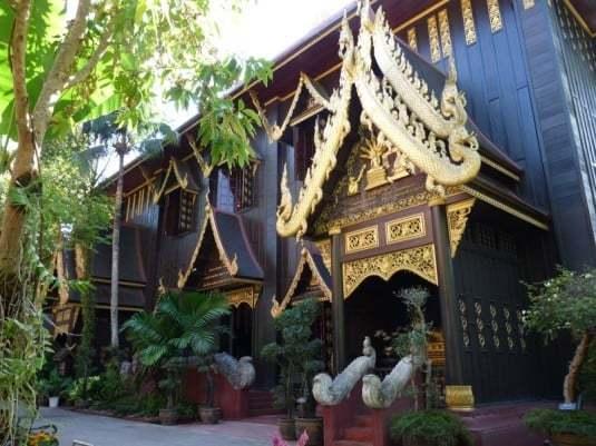 Museum - Wat Phra Kaew, Chiang Rai