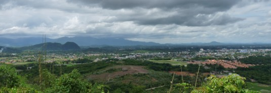 view-buffalo-horn-hill-chiang rai