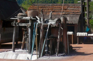 Ban Bo Klua Salt Mine
