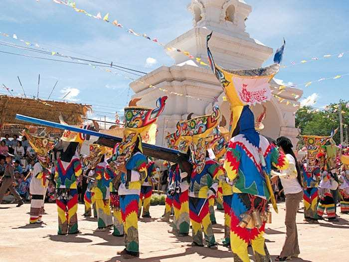 Phi Ta Khon Festival photo gallery