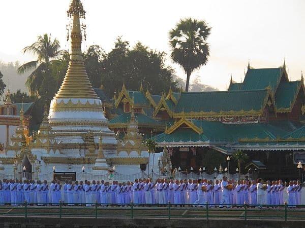 Mae Hong Son Temples -Wat Chong Klang