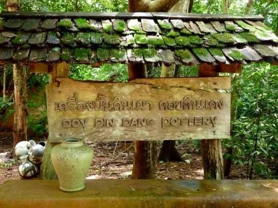 Doy Din Dang Pottery, Chiang Rai
