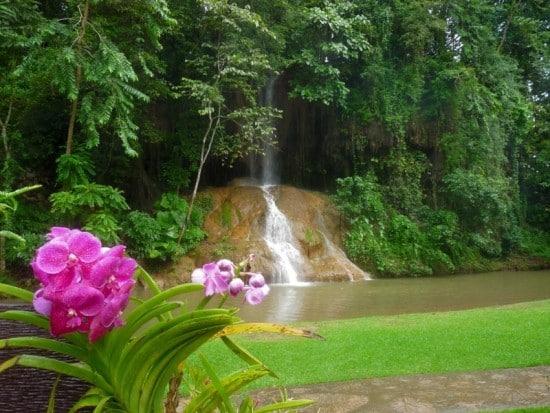 Phu Sang waterfall - Chiang Kham