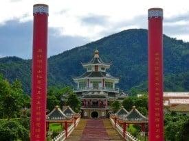 Wat Jee Kong - Phan, Chiang Rai