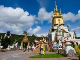 Wat Sai Khao - Phan, Chiang Rai