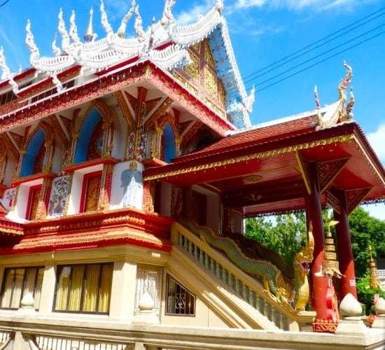 Wat Bun Goed - Dok Kham Tai
