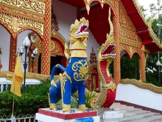 Wat Don Than - Chiang Kham