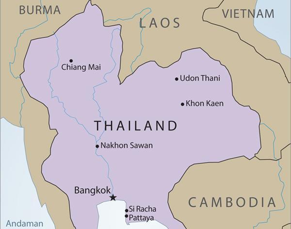 Thailand Trip Planning