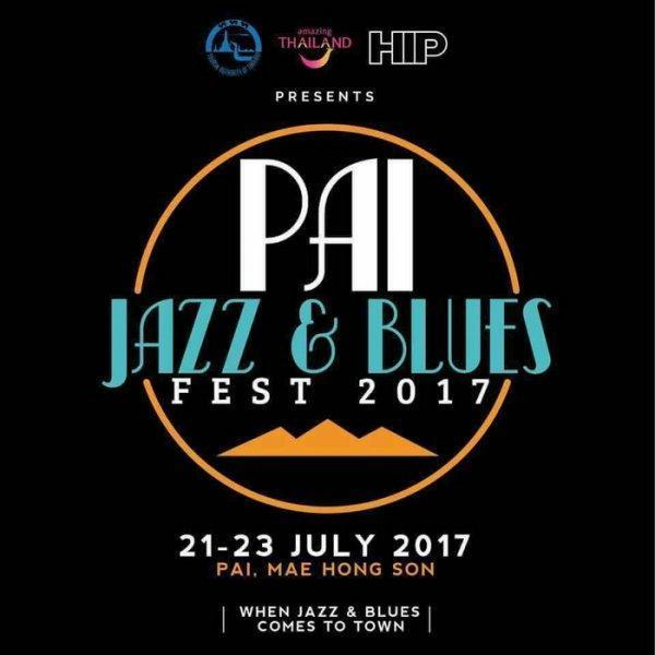 2017 Pai Jazz & Blues Festival