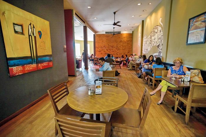 Laos: the Joma Coffee Shop Story