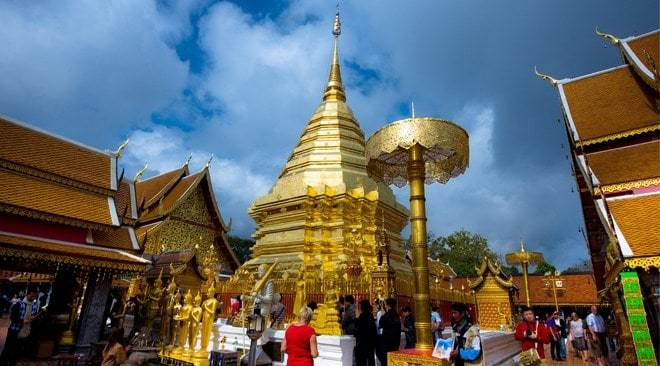 Thailand: 2017 Travel & Leisure - Chiang Mai one of the top 15 Cities.
