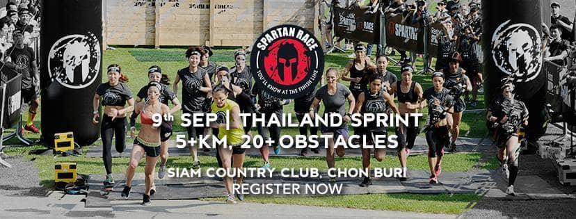 2017 Thailand Spartan Race