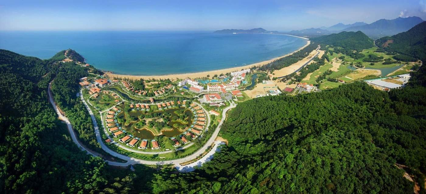Vietnam - Lang Co – an ideal hideaway for beach enthusiasts