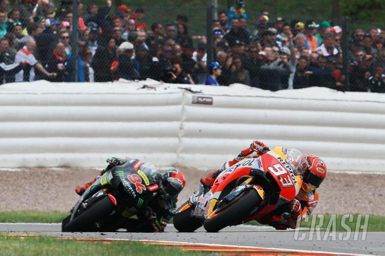 MotoGP - Insight into Marquez strength by Jonas Folger