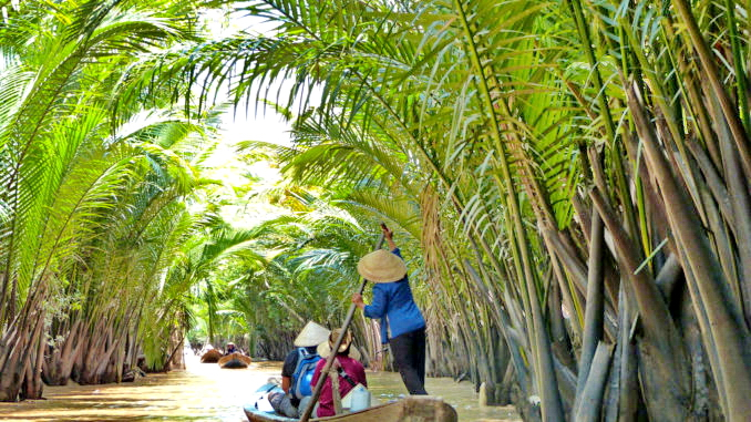 Vietnam - Initiatives Launched to Protect the Mekong Delta