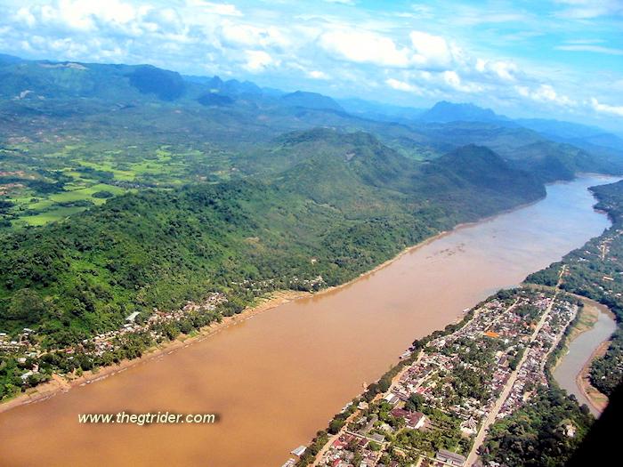 Laos - Luang Prabang 25 years celebration for UNESCO World Heritage status